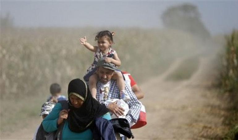 เรื่องน่าเศร้าในโลก จำนวนผู้ลี้ภัยสองในสามของโลกนี้คือมุสลิม