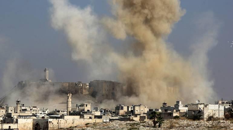 ทัพรบซีเรียทลายวงล้อมไอซิส เปิดฐานทัพอากาศเมืองอเลปโปสำเร็จ