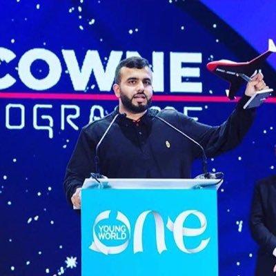 หนุ่มมุสลิมอังกฤษ ชนะเลิศการแข่งขันในงาน One Young World จัดที่กรุงเทพฯ