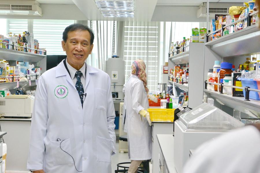 ร่วมยินดี รศ.ดร.วินัย ดะห์ลัน เป็นหนึ่งในสมาชิกใหม่ของ 'สถาบันสุขภาพนิวทริไลท์'