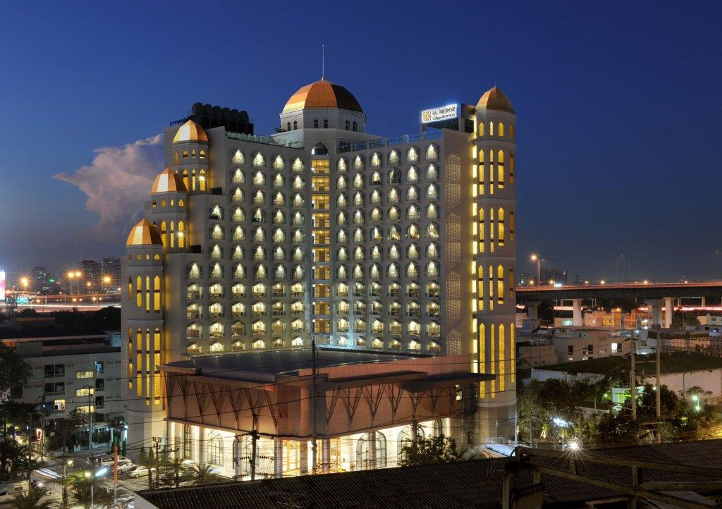 Thailand's first halal hotel opens in Bangkok