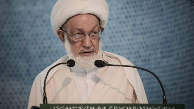 บาห์เรนถอนสิทธิพลเมืองผู้นำมุสลิมชีอะห์