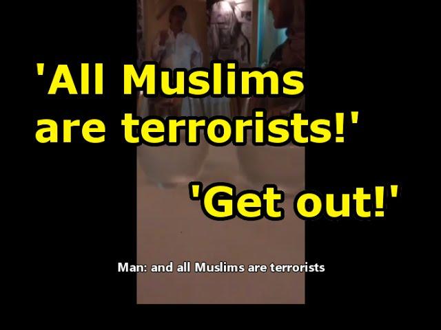 เปิดคลิป ร้านอาหารชื่อดังฝรั่งเศสไล่ลูกค้ามุสลิม