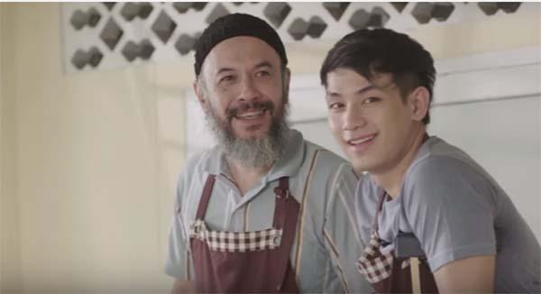 """ใครเท่สุด? ดาราชายไทยสวมหมวกมุสลิม """"กะปิเยาะห์"""" ดูดีมาก"""