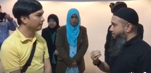 วินาทีเข้ารับอิสลาม หลังงานสัมนากับคุณโต ฟิรเดาส์