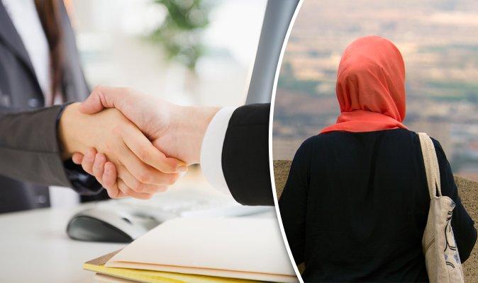 หญิงมุสลิมสวีเดน ลาออกจากงาน หลังถูกสั่งให้จับมือเพื่อนร่วมงานชาย