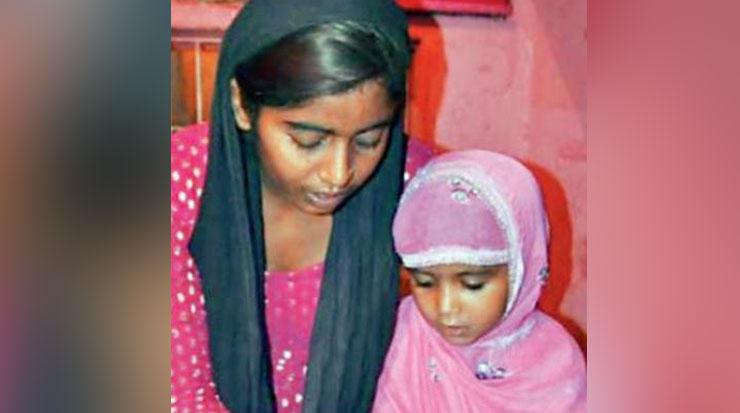 แปลกแต่จริง! เด็กสาวฮินดูสอนอัลกุรอานเด็กมุสลิมฟรี