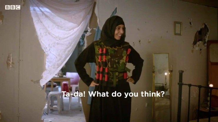 คิดยังไง? คลิปล้อเลียนแม่บ้านไอเอส โดยบีบีซี