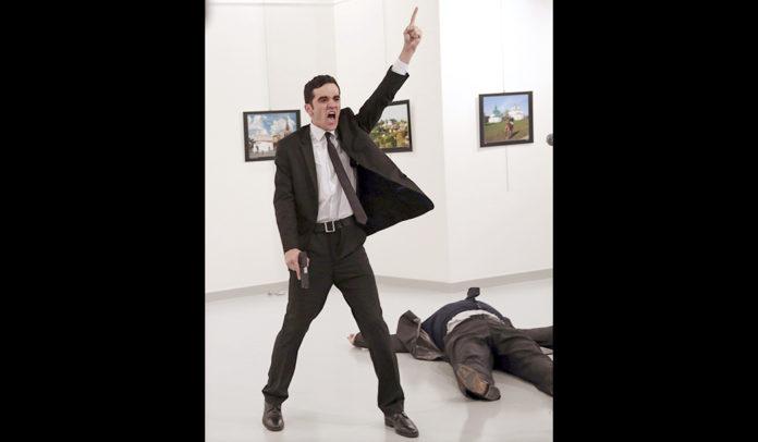 ภาพข่าว'การสังหารในตุรกี' พิชิตรางวัลภาพข่าวยอดเยี่ยม