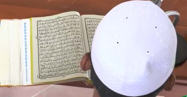 ครั้งแรกในไทย เรือนจำระนองจัดแข่งขันอ่าน 'พระมหาคัมภีร์อัลกุรอาน'