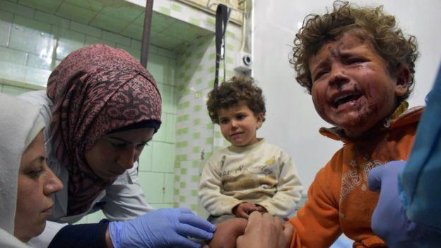 สรุปเหตุคาร์บอมบ์ ฆ่าโหดผู้อพยพซีเรีย เป็นเด็กถึง 68 ชีวิต ป่านนี้ยังไม่รู้ฝีมือใคร