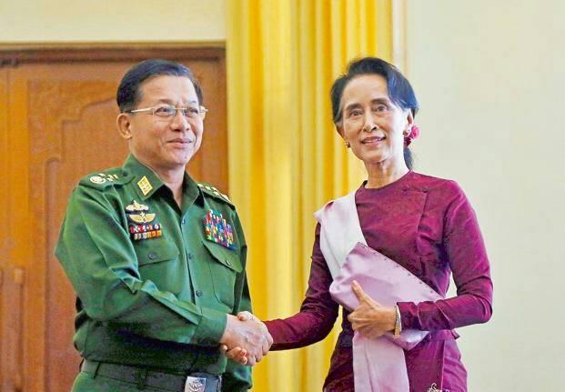 ยุโรปเอาไง!! กองทัพพม่าเปรียบปราบโรฮิงญาเหมือนปราบไอร์แลนด์เหนือ ประณามโรฮิงญาอ้างตัวเป็นพม่า