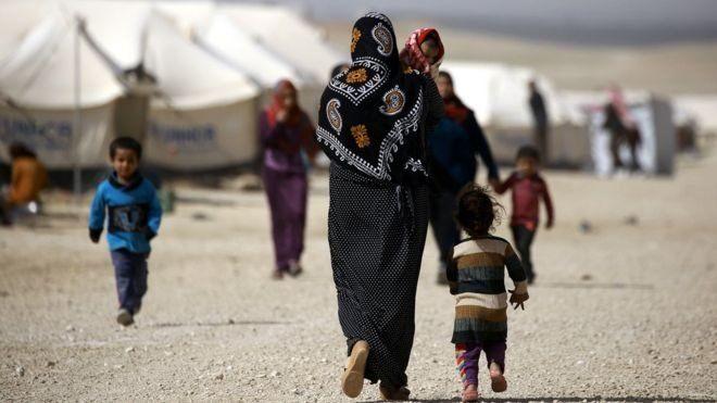 สลด! ไอเอสโจมตีค่ายผู้อพยพซีเรีย ดับเกือบครึ่งร้อย