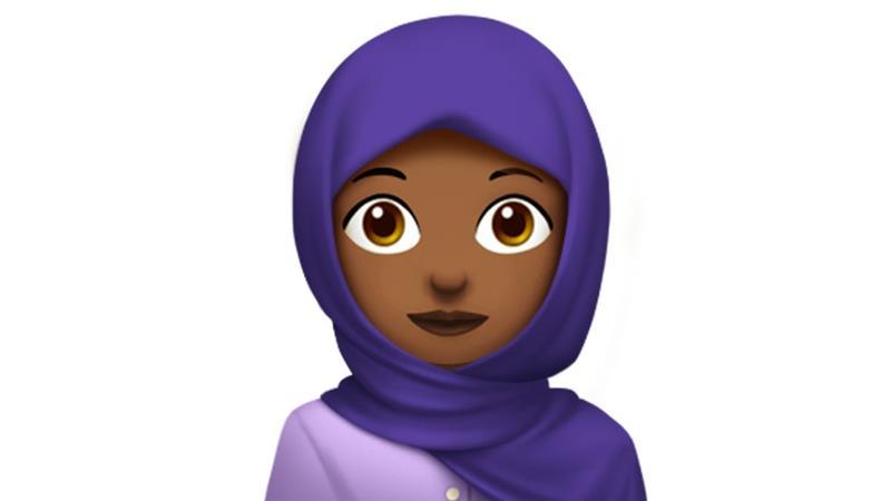 มุสลิมเฮ!! Apple เปิดตัวอิโมจิใหม่ 'หญิงคลุมฮิญาบ' (มีคลิป)