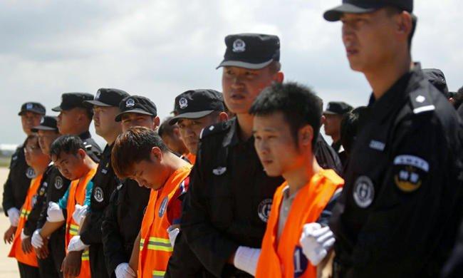 กัมพูชาเฉดหัว 61จีนออกนอกประเทศ