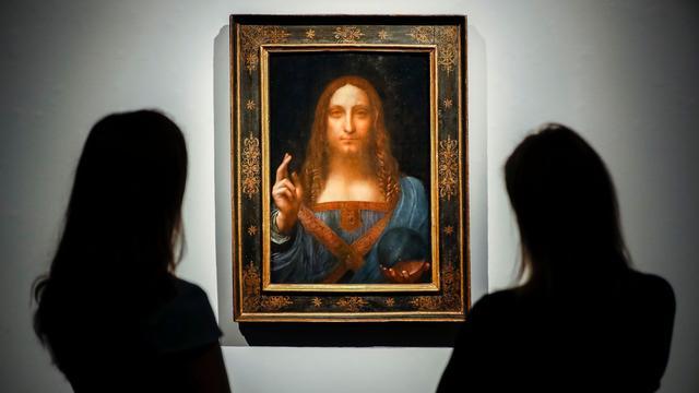 พิพิธภัณฑ์ดังในอะบูดาบี ทุ่มเงินกว่า400ดอลล่าร์ ซื้อภาพเขียนลีโอนาโด ดาวินชี่