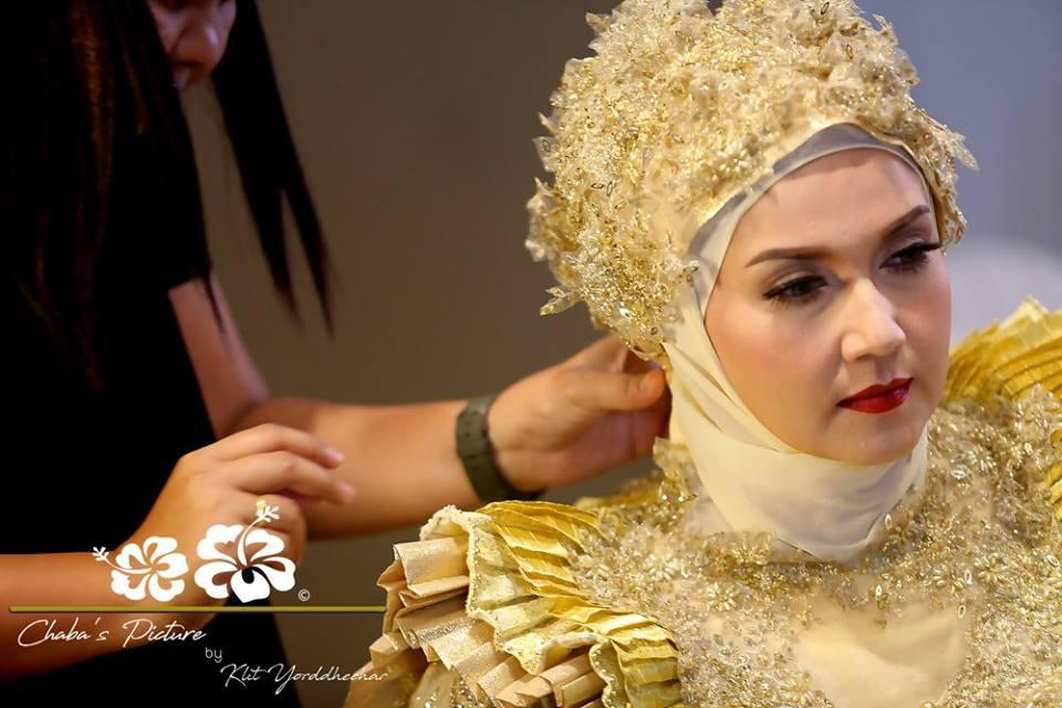 ส่อง!! แอน สิเรียม ในลุคสาวมุสลิมคลุมฮิญาบ 10 ภาพสุดงดงาม