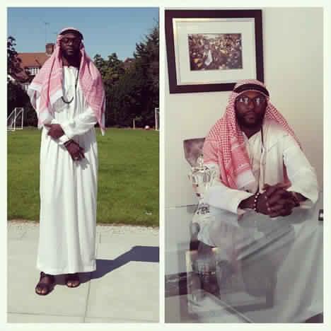 13 สาเหตุที่ทำให้ เอ็มมานูเอ็ล อาเดบายอร์ ตัดสินใจเข้ารับอิสลาม