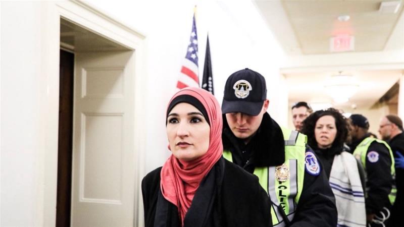 ผู้นำมุสลิมในสหรัฐฯ ถูกจับกุมขณะรณรงค์ต่อสู้เพื่อผู้อพยพ