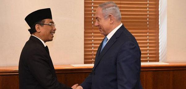 อึ้ง! ผู้นำองค์กรมุสลิมใหญ่ที่สุดในอินโดฯ ประชุมสมานฉันท์ศาสนาในอิสราเอล
