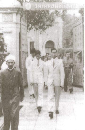 ชาวไทยมุสลิม ในการเปลี่ยนแปลงการปกครอง ๒๔ มิถุนายน ๒๔๗๕
